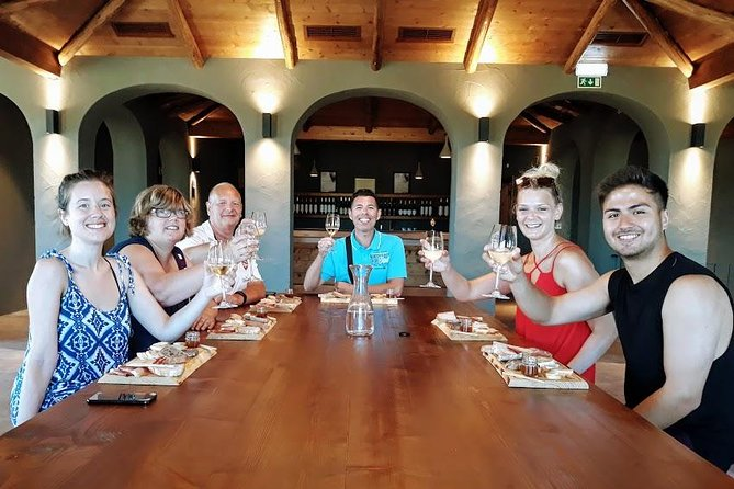 Wine Tasting Experience From Albufeira