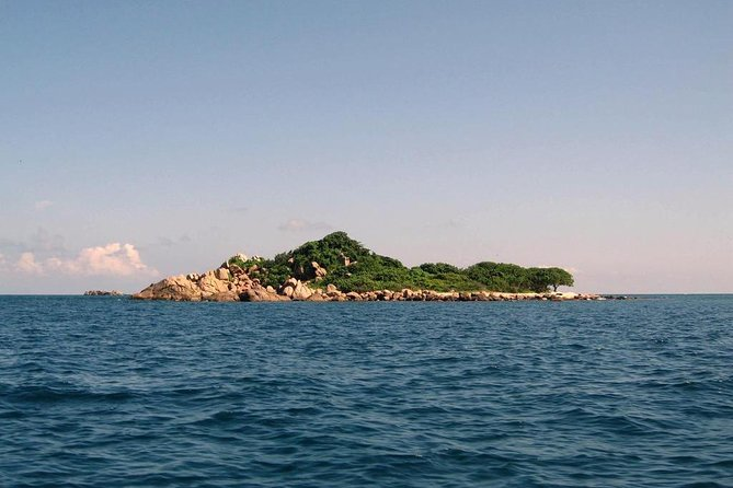 Pigeon Island Day Trip In Trincomalee