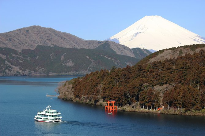 Mt. Fuji & Hakone Tour With Muslim-friendly Lunch (Return by Bullet Train) photo 4