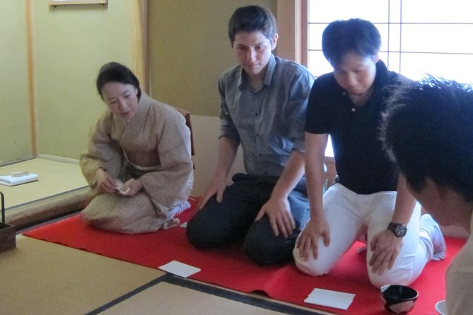 A 90 min. Tea ceremony Workshop In The Authentic Tea Room photo 3