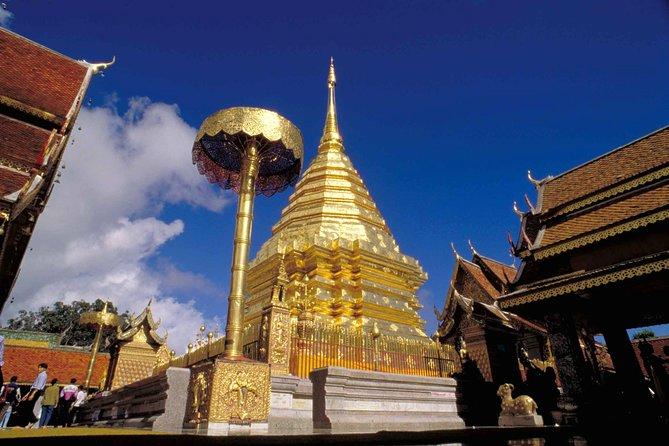 Chiang Mai - Wat Prathat Doi Suthep Half Day Excursion