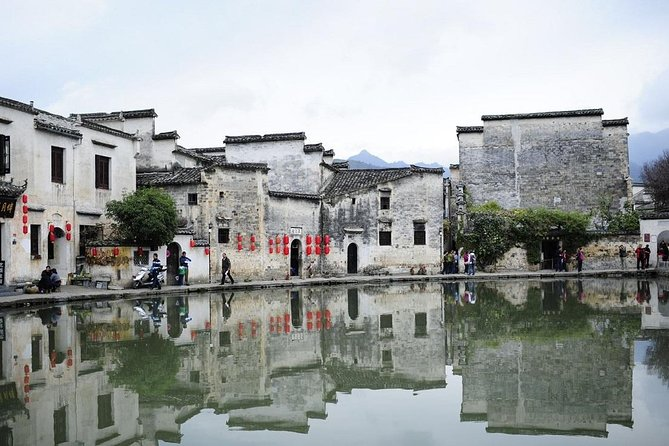 2-Day Mini Group Tour to Mt. Huangshan and Hongcun Ancient Village