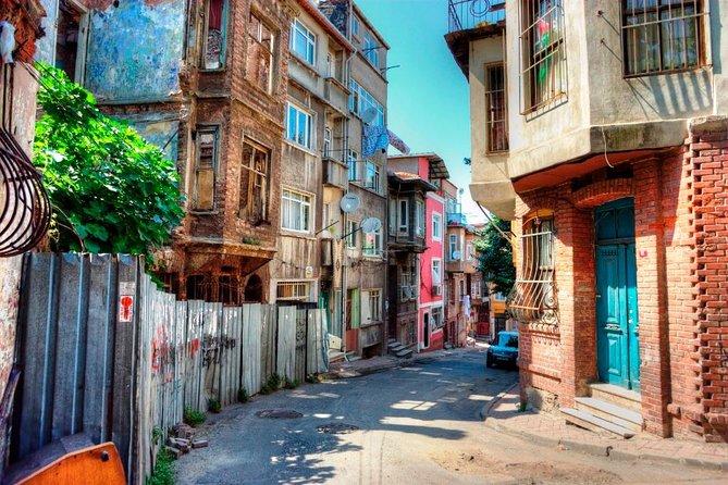 Istanbul Fener and Balat Tour