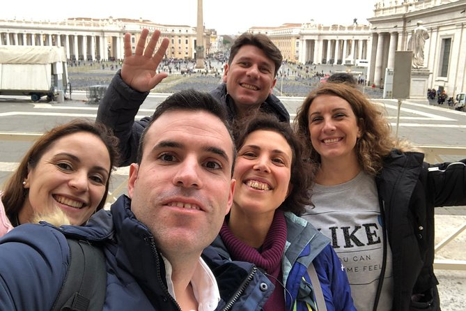 Private Tour of the Vatican Museums and Sistine Chapel