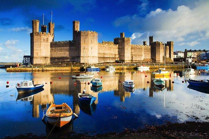 Snowdonia & The 3 Castles Tour