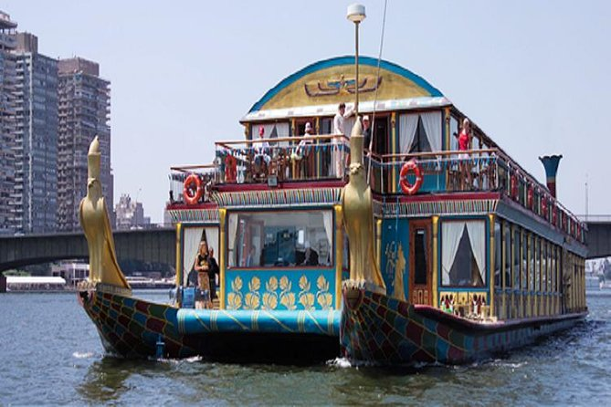 Kairo Dinner Cruise auf dem Nil-Pharao / auf dem Goldenen Pharao