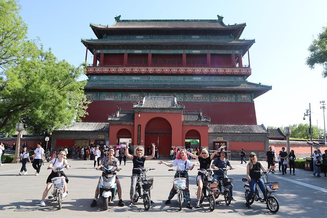 Old Beijing - The Hutong's by E-Bike