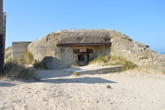 Private guided American D-Day Tour from Bayeux