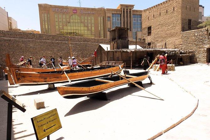 Half Day Dubai city tour with Dubai Marina RIB boat Ride