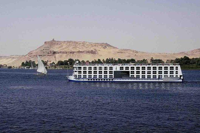 From Marsa Alam 4-Night Nile cruise between Luxor and Aswan