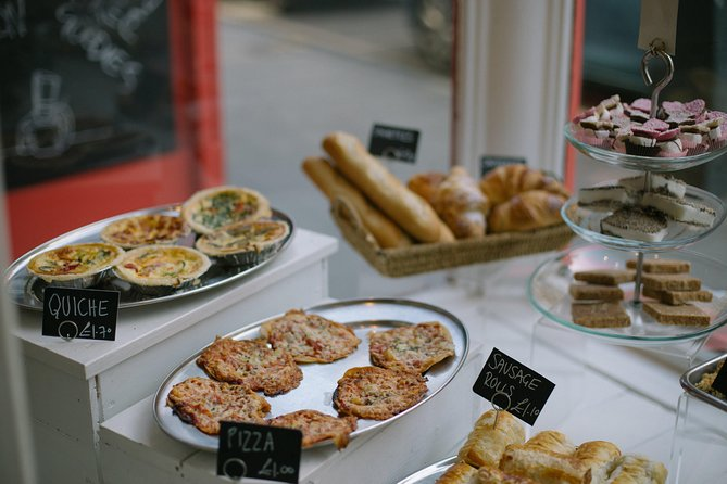 A Wee Taste of Edinburgh Walking Food and Drink Tours