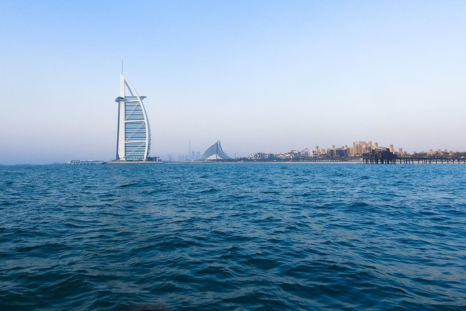 Half Day Dubai city tour with Dubai Marina RIB boat Ride