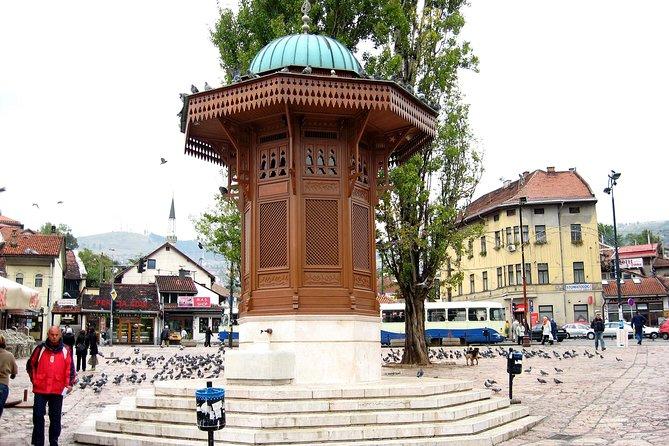 GRAND SARAJEVO WALKING TOUR (history, arhitecture and art)