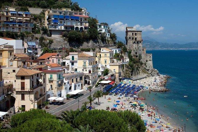 Great Tour of Amalfi Coast: Vietri + Amalfi + Positano (FullDay 8h)