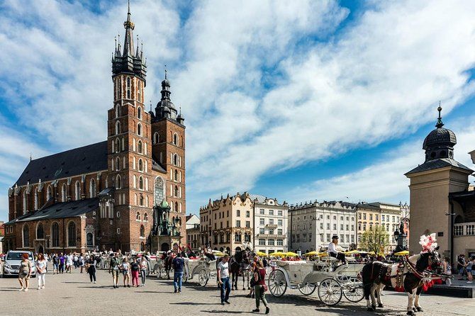Private transfers between Warsaw and Kraków One way/ Round trip/Chauffeur hire