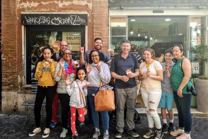 Trastevere District Street food and Sightseeing Walking Tour