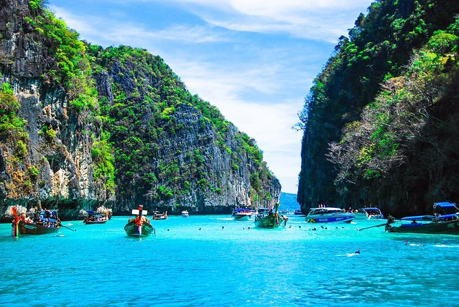 Private Phi Phi & Rang Yai Islands Snorkeling Trip w/ Seaview Lunch by Speedboat