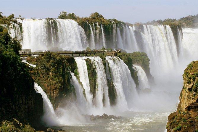 Brazilian Side of Iguazu Falls - Optional Boat Ride