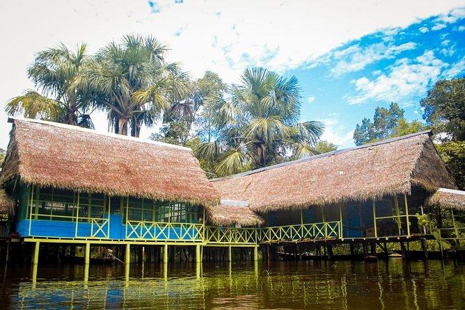 5-Days Wildlife and Camping - Pacaya Samiria National Reserve