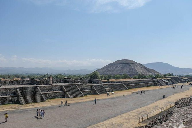 Teotihuacan Shrine Of Guadalupe Tlatelolco Day Tour 2021 Mexico City