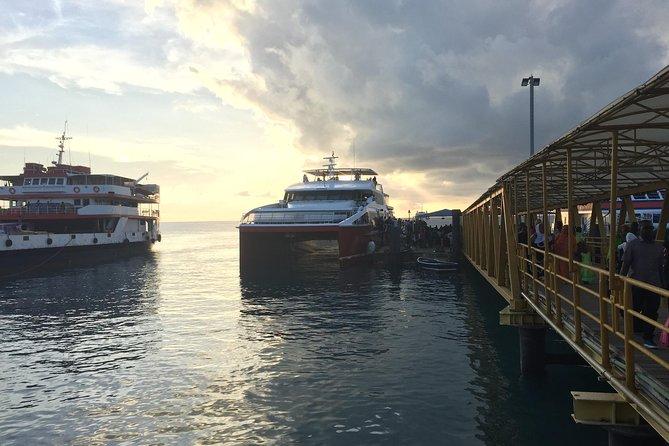 Zanzibar Ferry Terminal Departure Transfers.