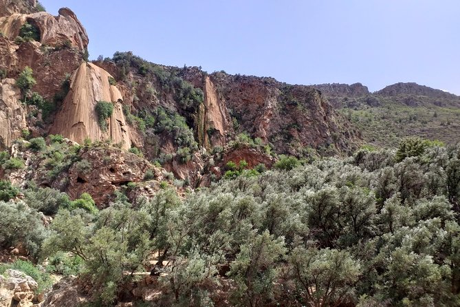DISCOVERING AGADIR paradise valley excursion and the imouzer falls