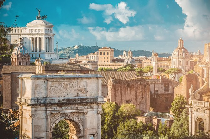 Ancient Rome and Colosseum vip tour