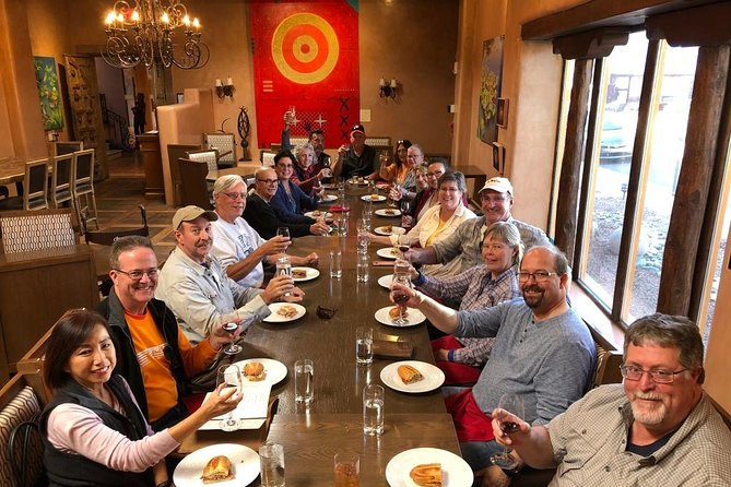 Taste of Santa Fe Wine and Dine Lunch Tour of the Historic Plaza photo 9