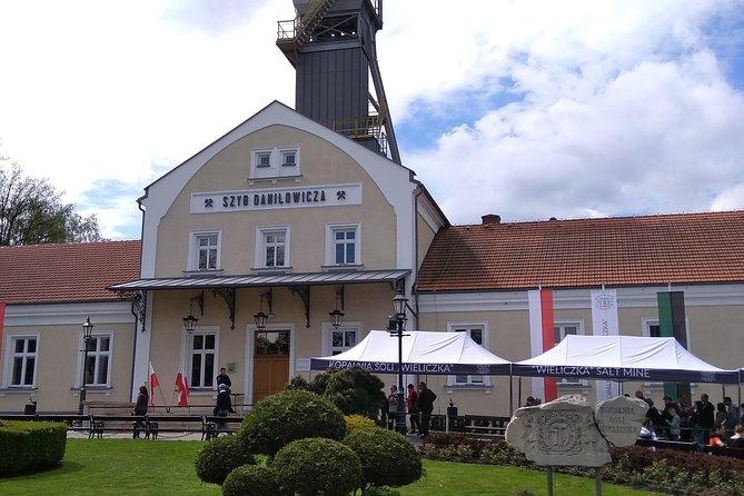 Salt mines at WIELICZKA , UNESCO world heritage site,
