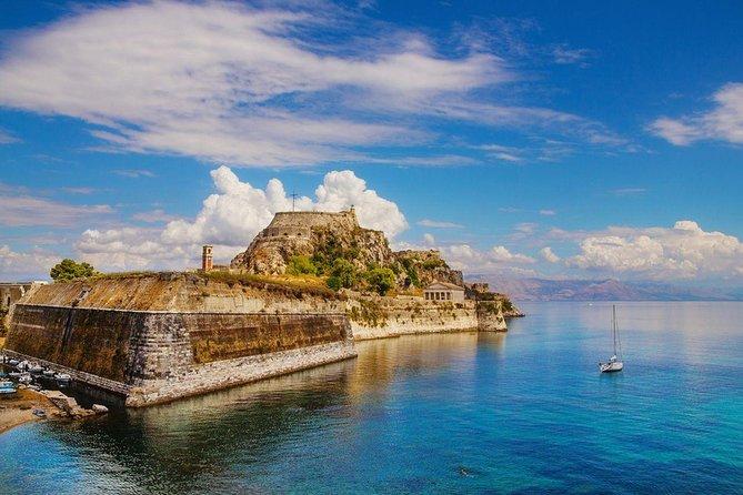 Private Tour: Corfu Town and Achillion Palace Tour