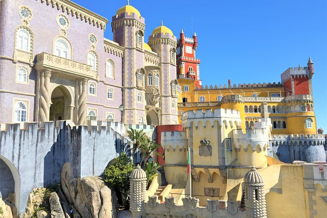 Private Full-Day Sintra, Cabo da Roca and Cascais Tour from Lisbon