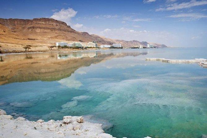 Tour through the Negev Desert & the Dead Sea
