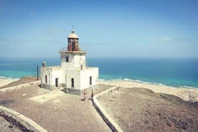 Boavista private island tour, full day pick up 4x4 Price x 2-4 Pax