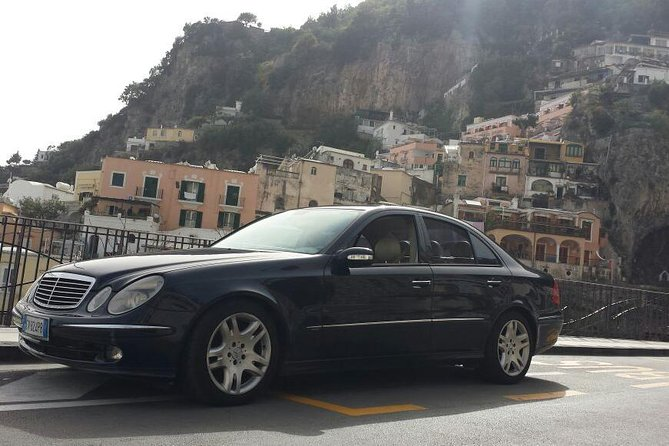 Fast PrivateTransfer from or to Amalfi Positano Ravello Sorrento Naples photo 6