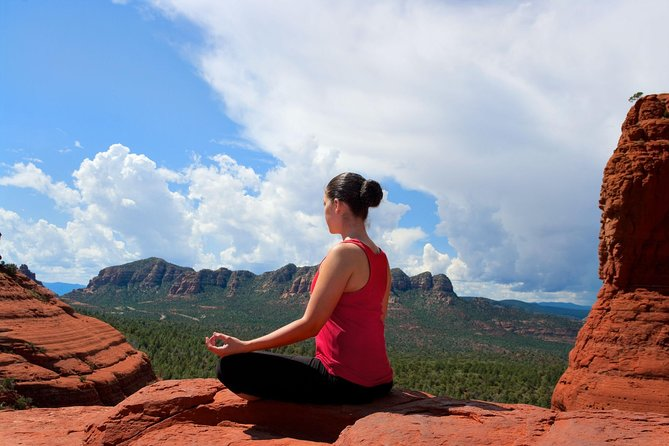 Meditate in the Sedona Vortex Energy