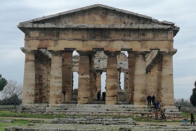 Ancient Paestum and Mozzarella farm Private tour
