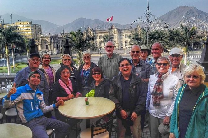 Shore Excursion - The best of Lima in 2 days from the port of Callao!