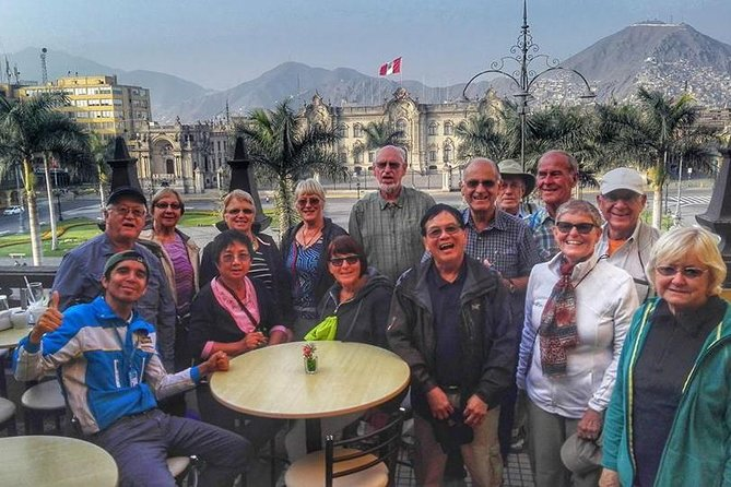Shore Excursion - Full Day Lima All Inclusive from the port of Callao!