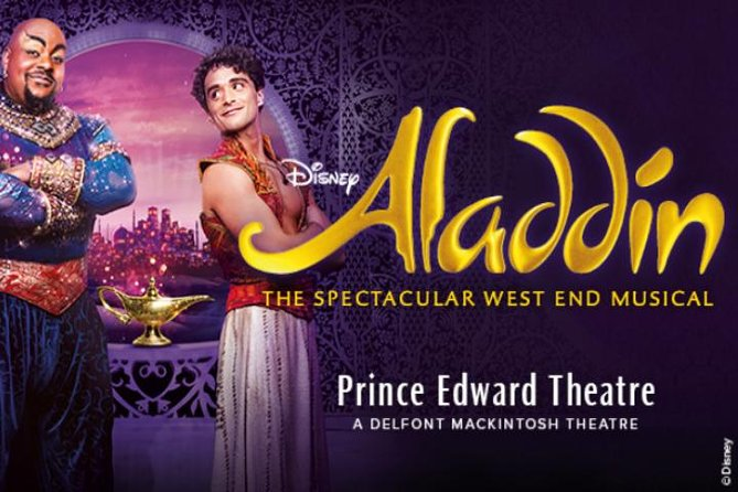 london west end shows and dinner deals