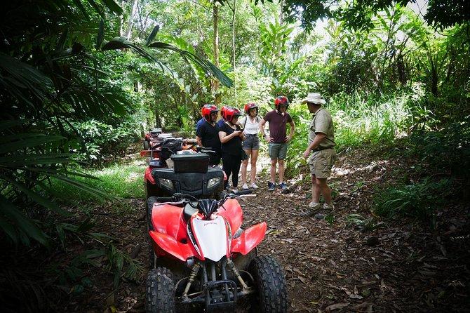 Kuranda Day Trip from Cairns - Scenic Railway and Skyrail with ATV Adventure