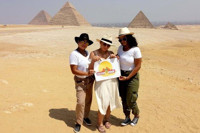 Pyramids of Giza, Saqqara and Memphis