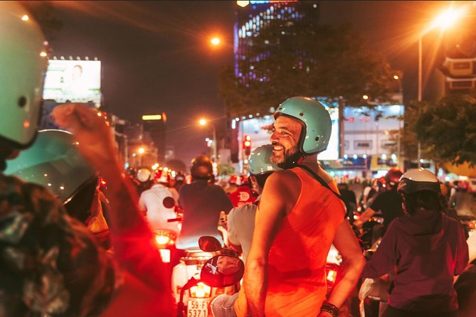 Saigon Night Life Adventure By Motorbike