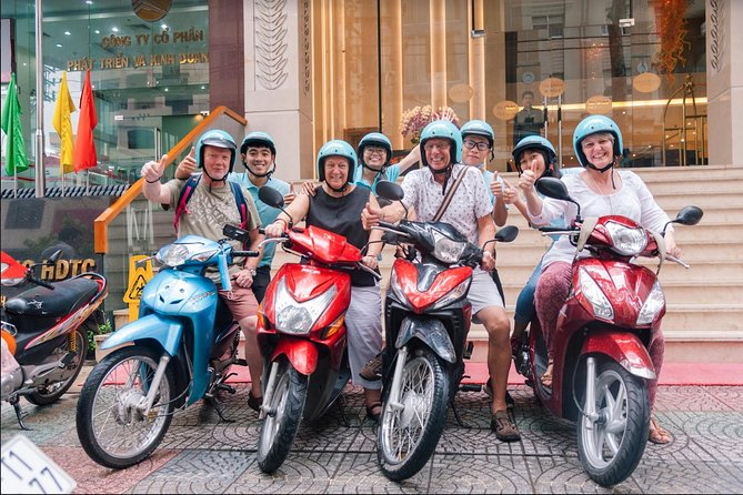 Half-day Scooter Tour Of Ho Chi Minh City