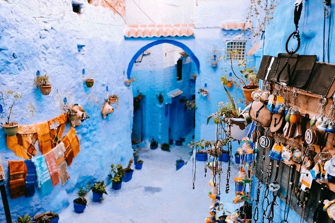 Fes to chefchaouen and akchour day trip photo 3