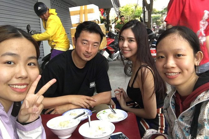 Danang Sightseeing and Local Food By Scooter Tour