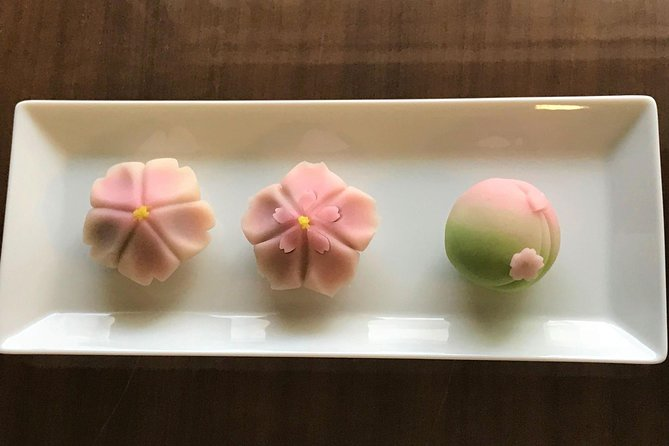 Tokyo Wagashi-Making Class with Tea photo 2