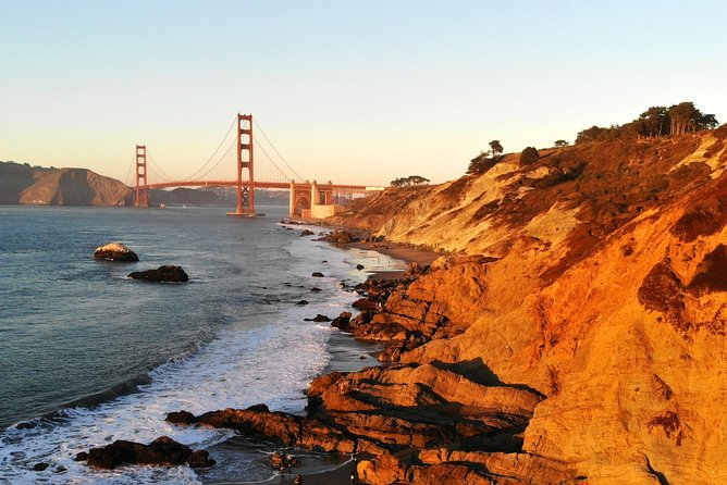 Best Private Custom Half-Day City Tour of San Francisco