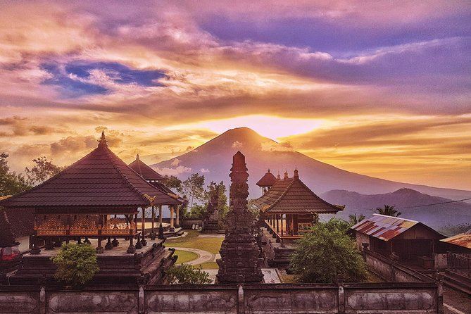 Eastern Bali Wonderful Photo Spot ~ Lempuyang Temple & Edelweiss Garden