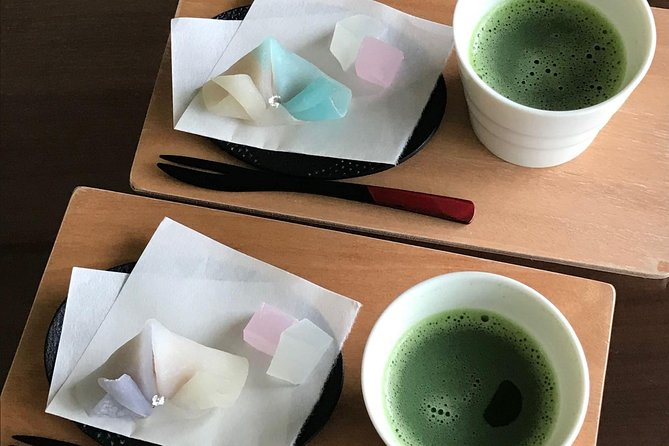 Tokyo Wagashi-Making Class with Tea photo 3