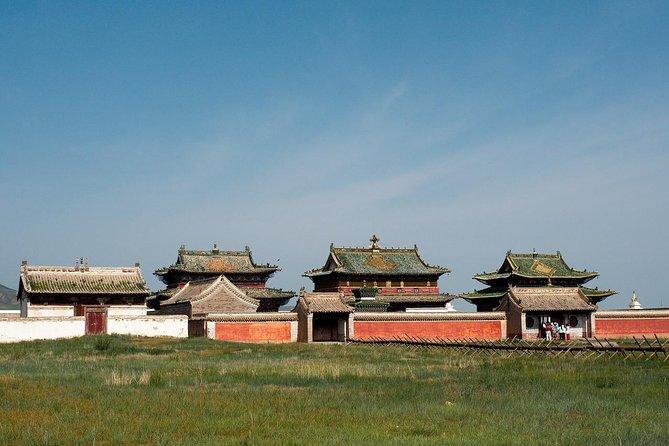 Central Mongolia Tour 7 Days